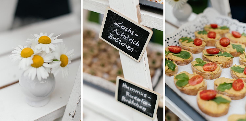 Fingerfood Hochzeit Vierkanthof