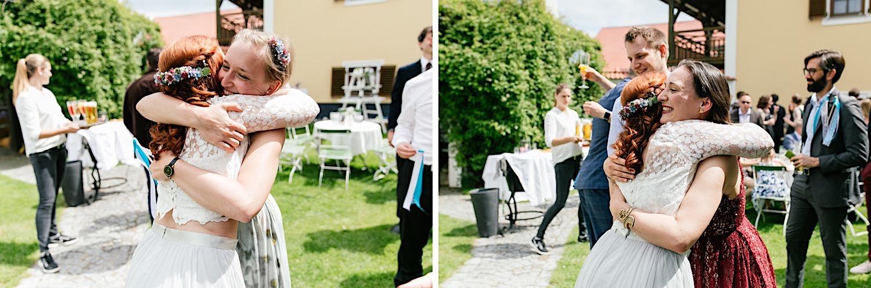 Lebendige Hochzeitsfotografie für Linz und Passau