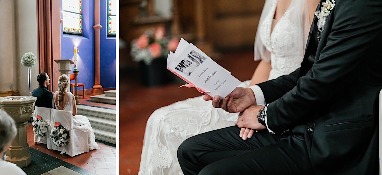 Kirchliche Hochzeit am tegernsee
