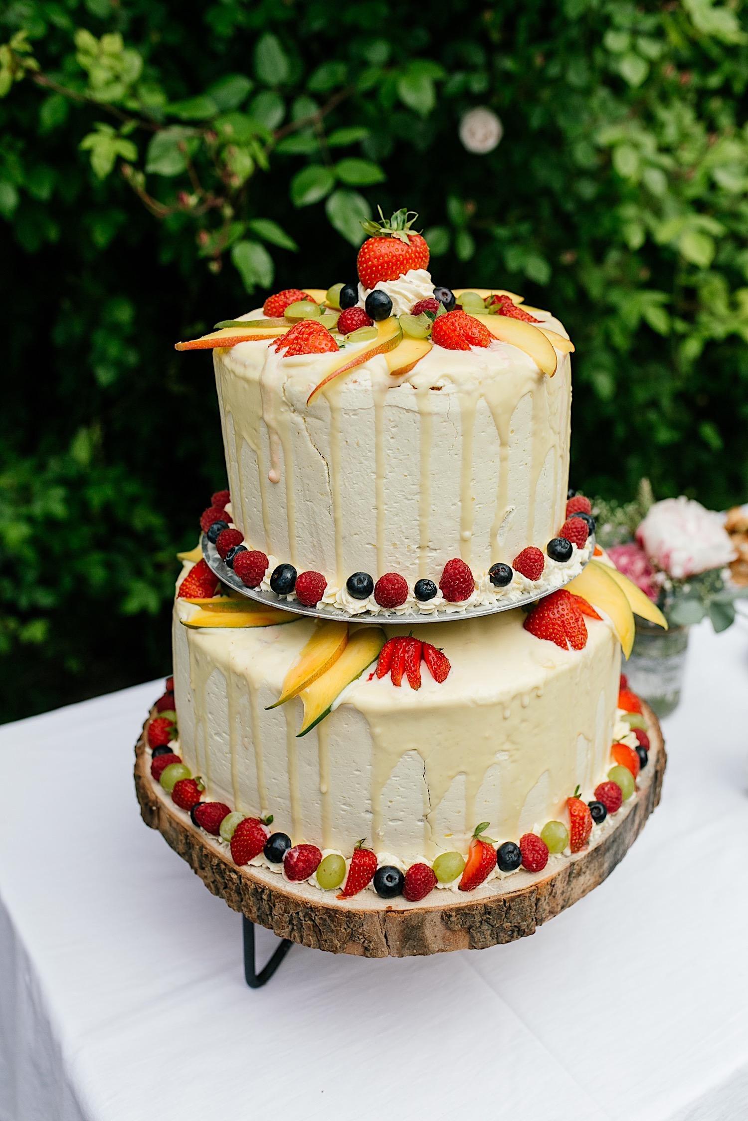 Hochzeitstorte DIY