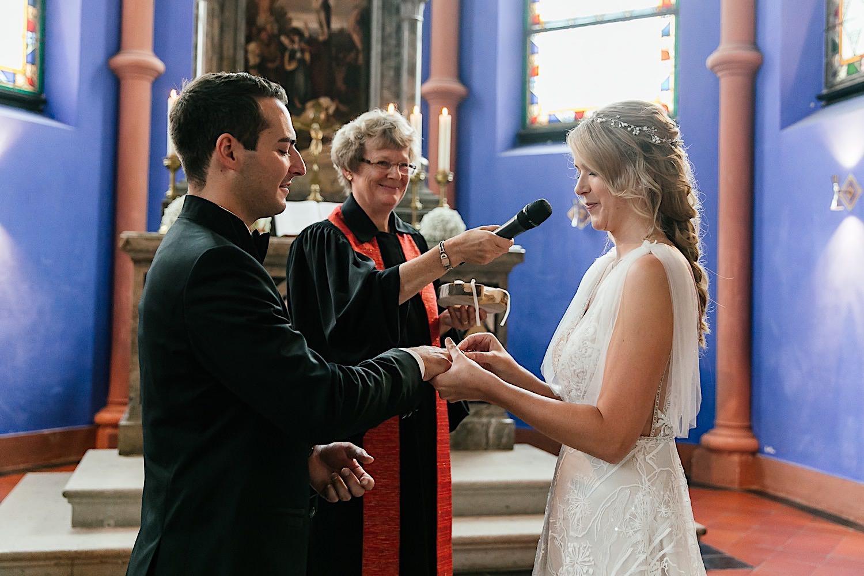 Miesbach Hochzeit Trauung