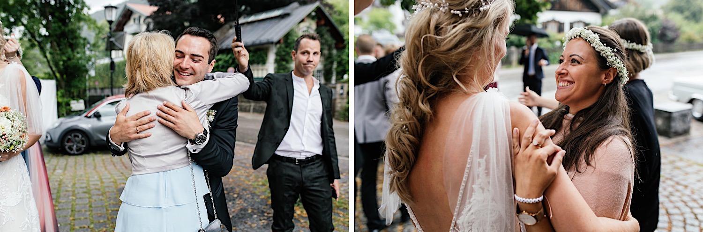 Tegernsee Hochzeit Reportagefotografie