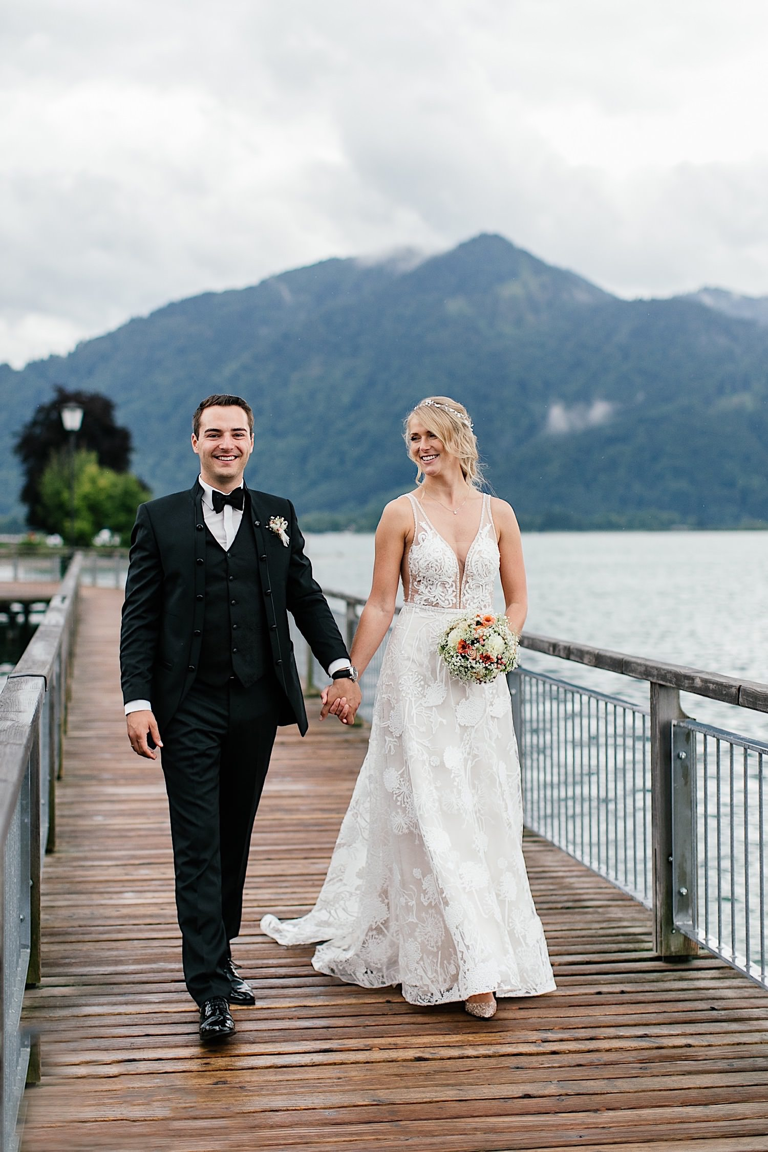After Wedding Shooting am tegernsee