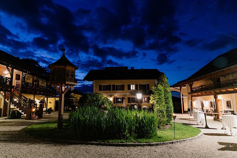 Hochzeitsfotograf Vierkanthof Hofgut in Österreich