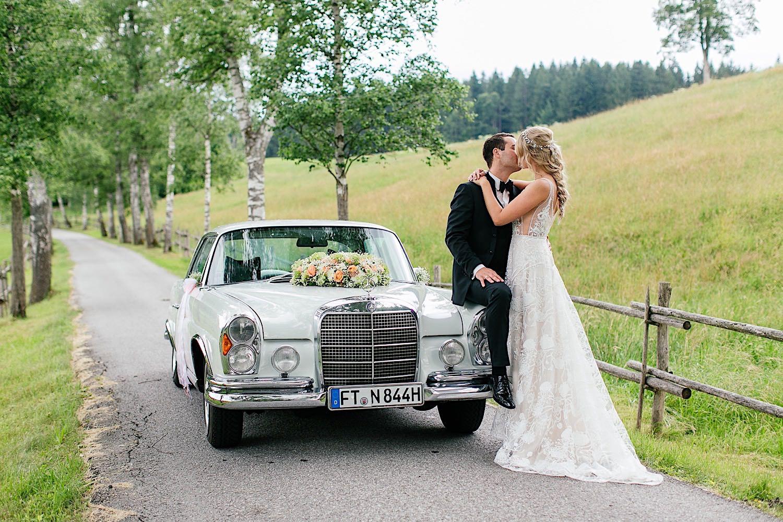 Miesbach Brautpaarshooting