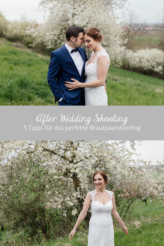 Tipps für das perfekte After Wedding Fotoshooting