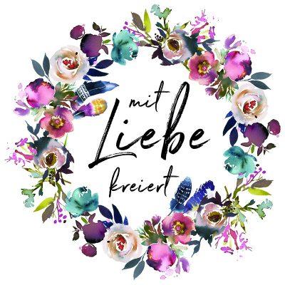 Mit liebe Kreirt