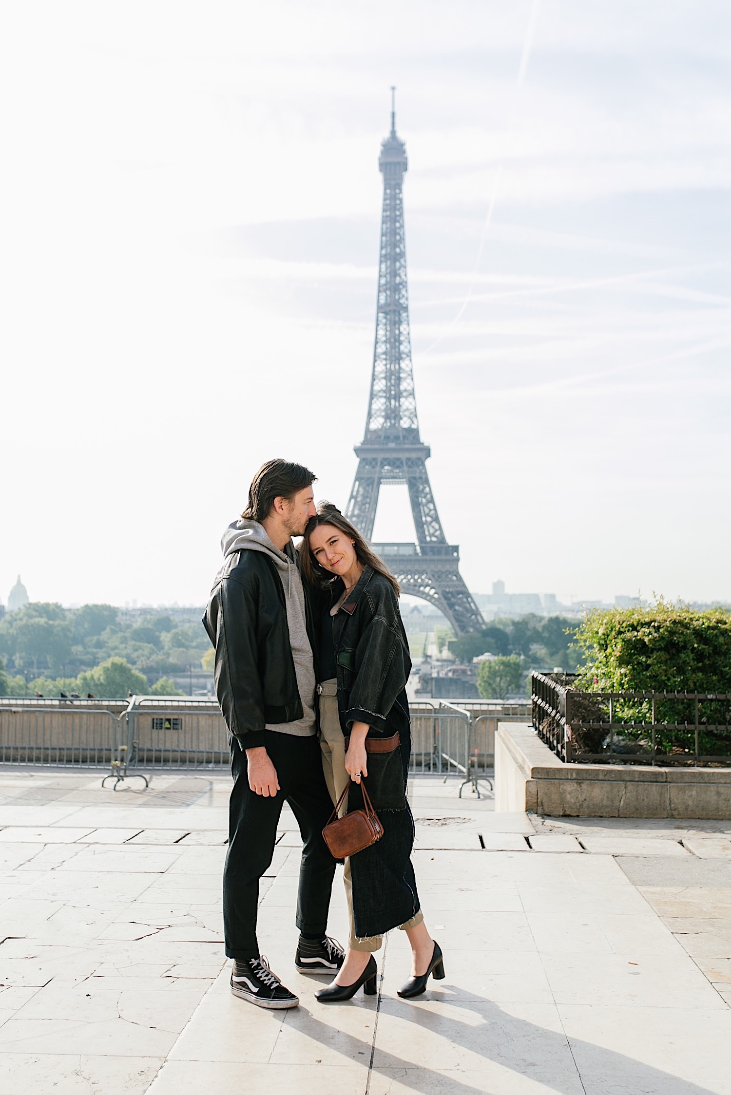 Couple Photography in Paris