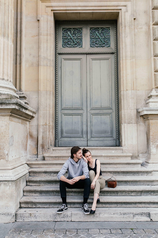 Fotografin Paris