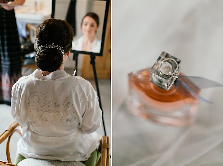 Hochzeitsfotografie Getting Ready Dillingen