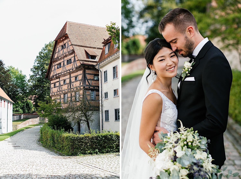 Hochzeit im Kloster Heiligkreuztal