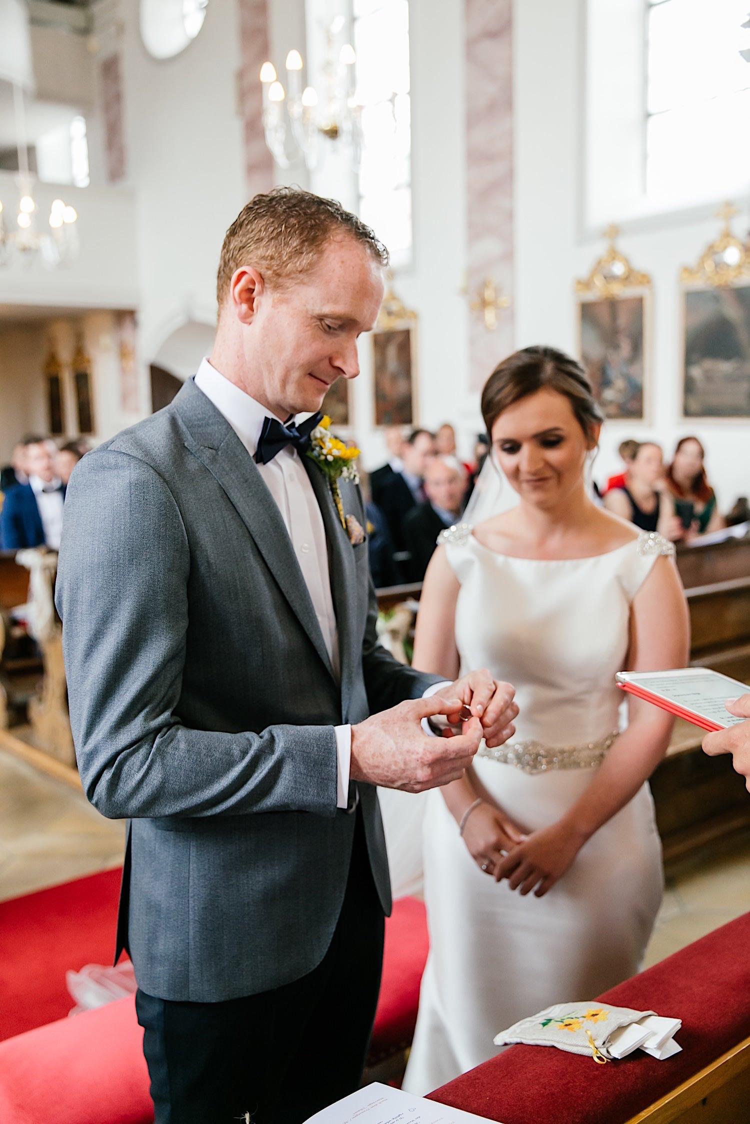 Hochzeit in Mörslingen