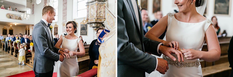 Kirchliche Hochzeit Landkreis Dillingen