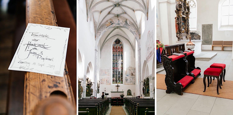 Kloster Heiligkreuztal Kirche