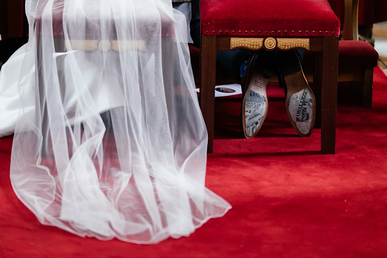 Internationale Hochzeit in Dillingen