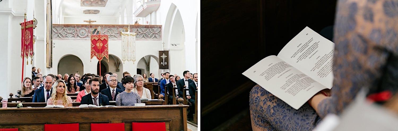 Kirchliche Trauung in Ehingen