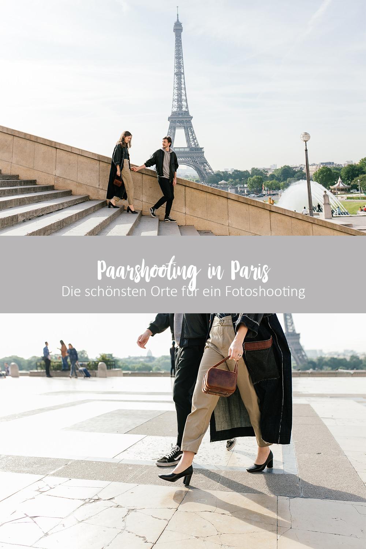 Die besten Locations für ein Fotoshooting in Paris