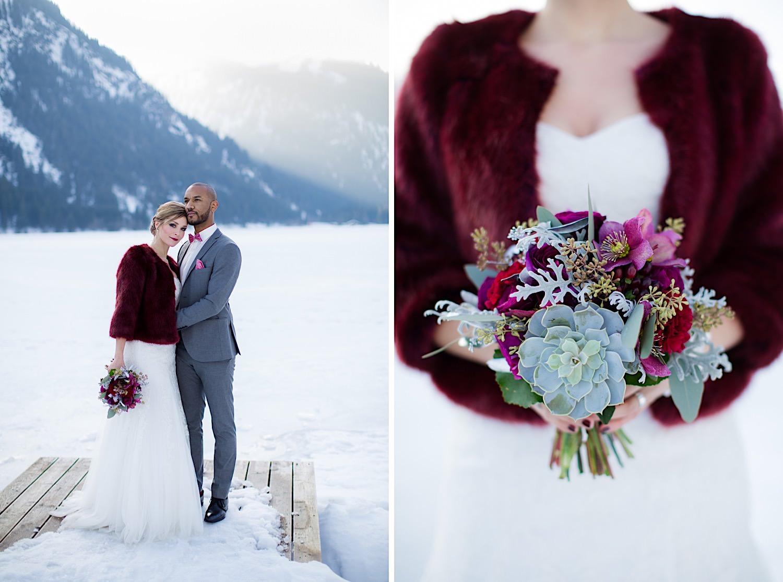 Ideen für eine Winter Hochzeit