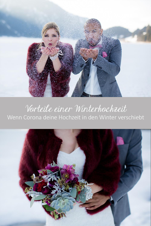 Wenn Corona deine Hochzeit zur Winterhochzeit macht