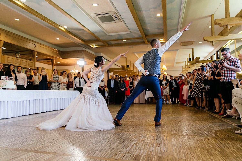 Hochzeitstanz modern mit Choreografie