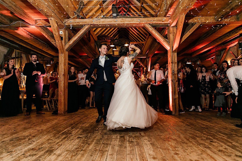 Hochzeitstanz Brautwalzer modern