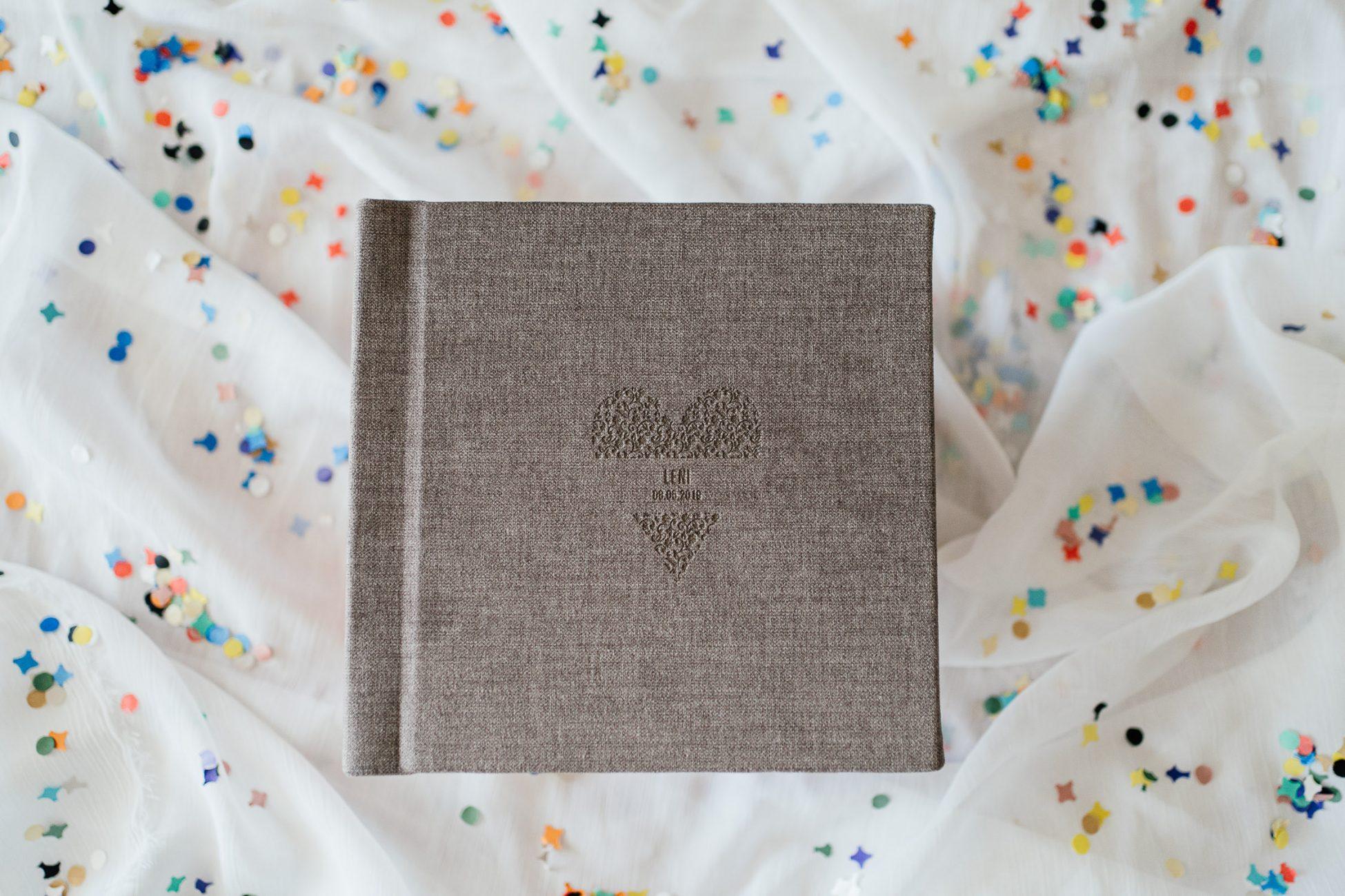 Luxus Hochzeitalbum