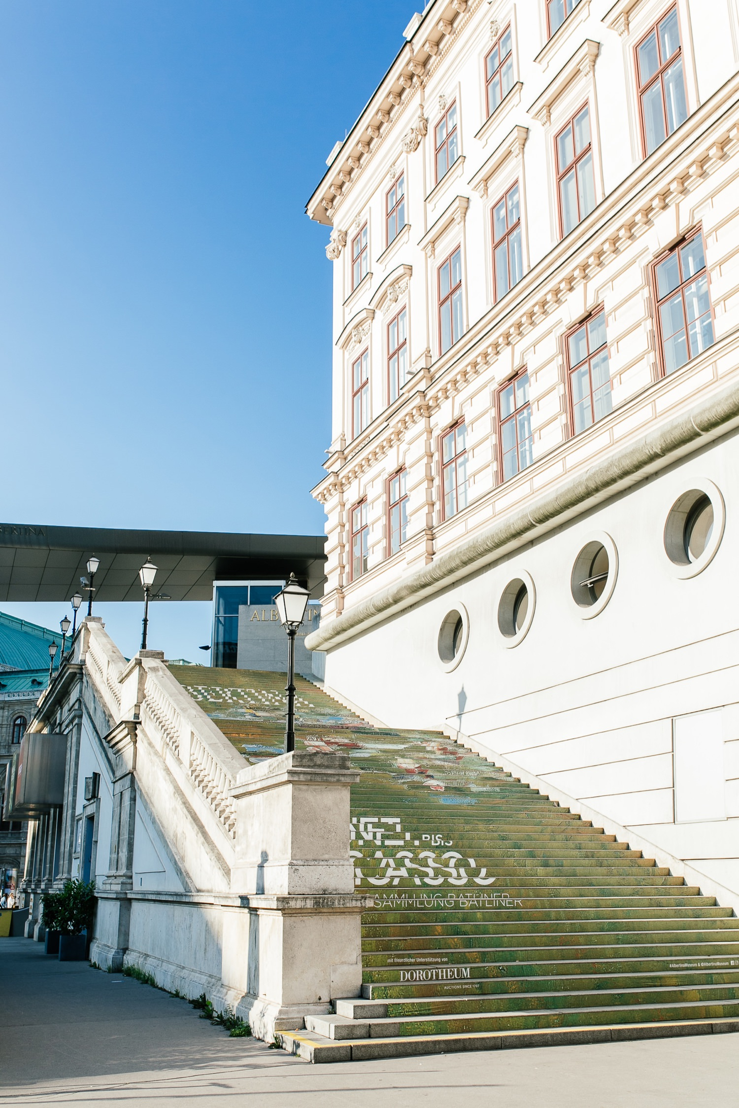 Hochzeitslocation in Wien - Albertina Museum