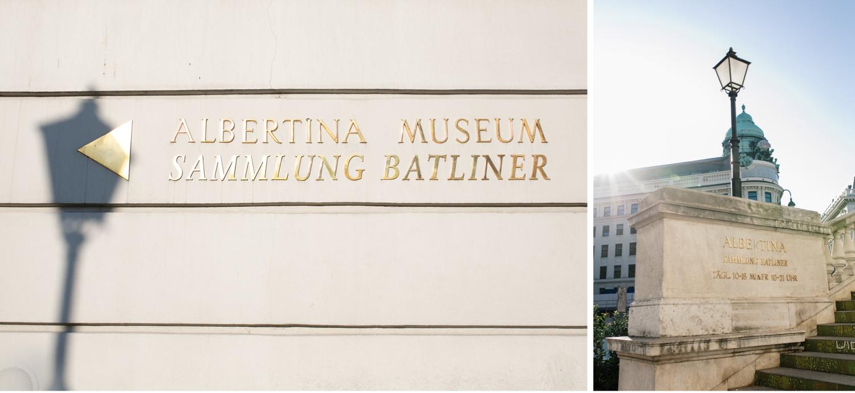 Hochzeit in Wien in der Albertina