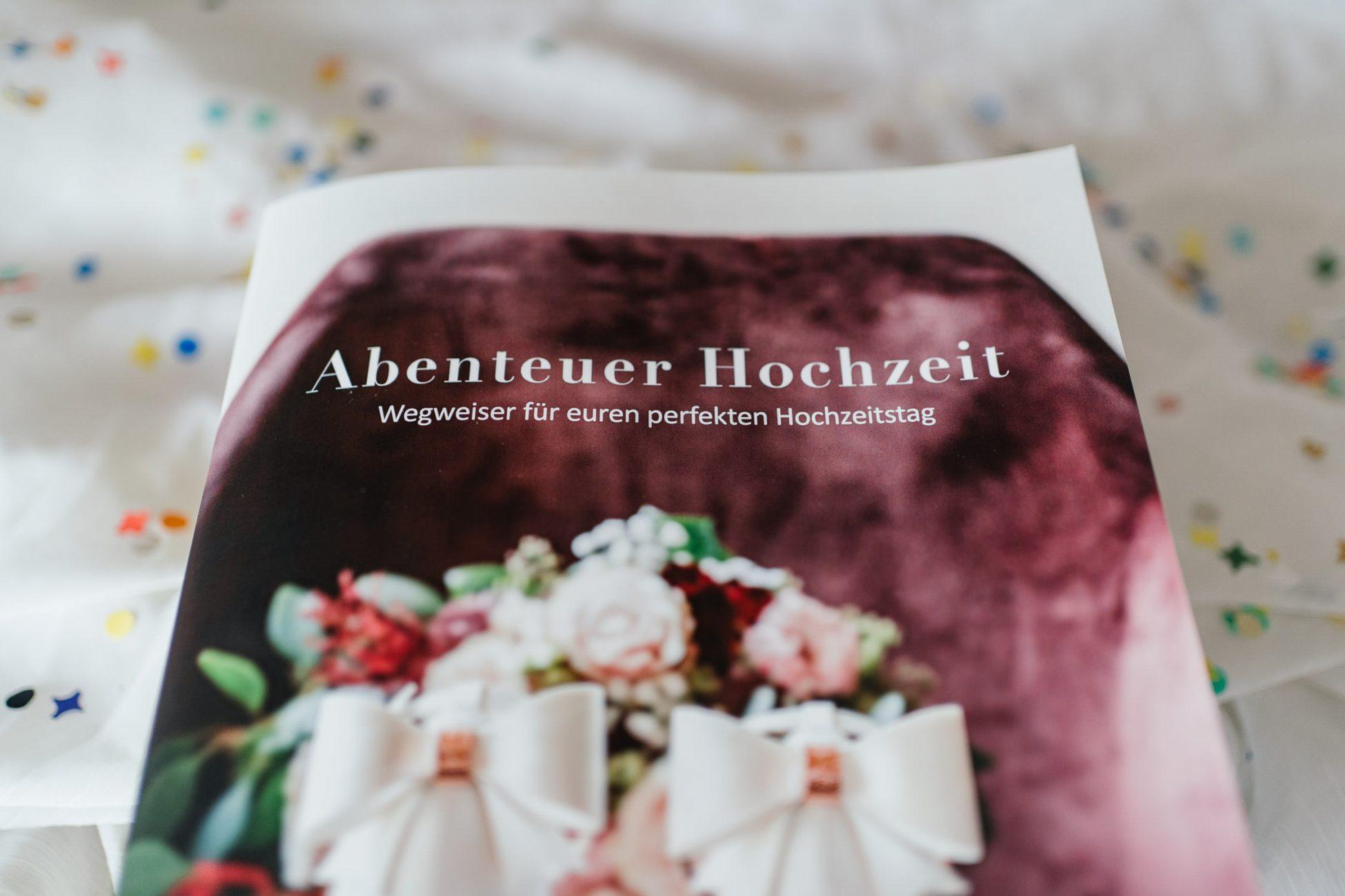 Magazin mit tipps für die Hochzeit