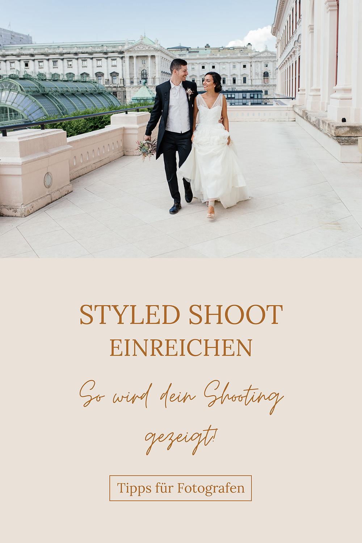 Styled Shoot erfolgreich veröffentlichen
