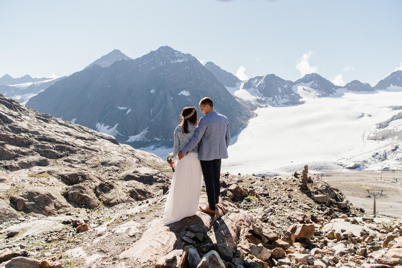 Hochzeitsfotograf in Tirol