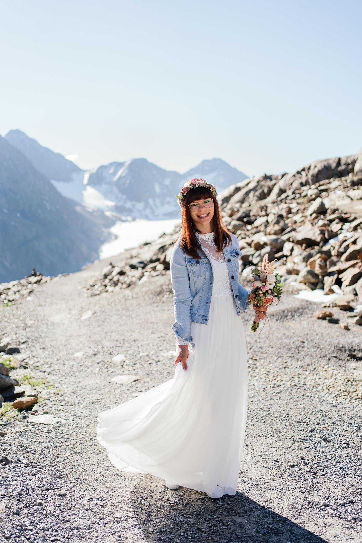 Heiraten in den Bergen in Österreich