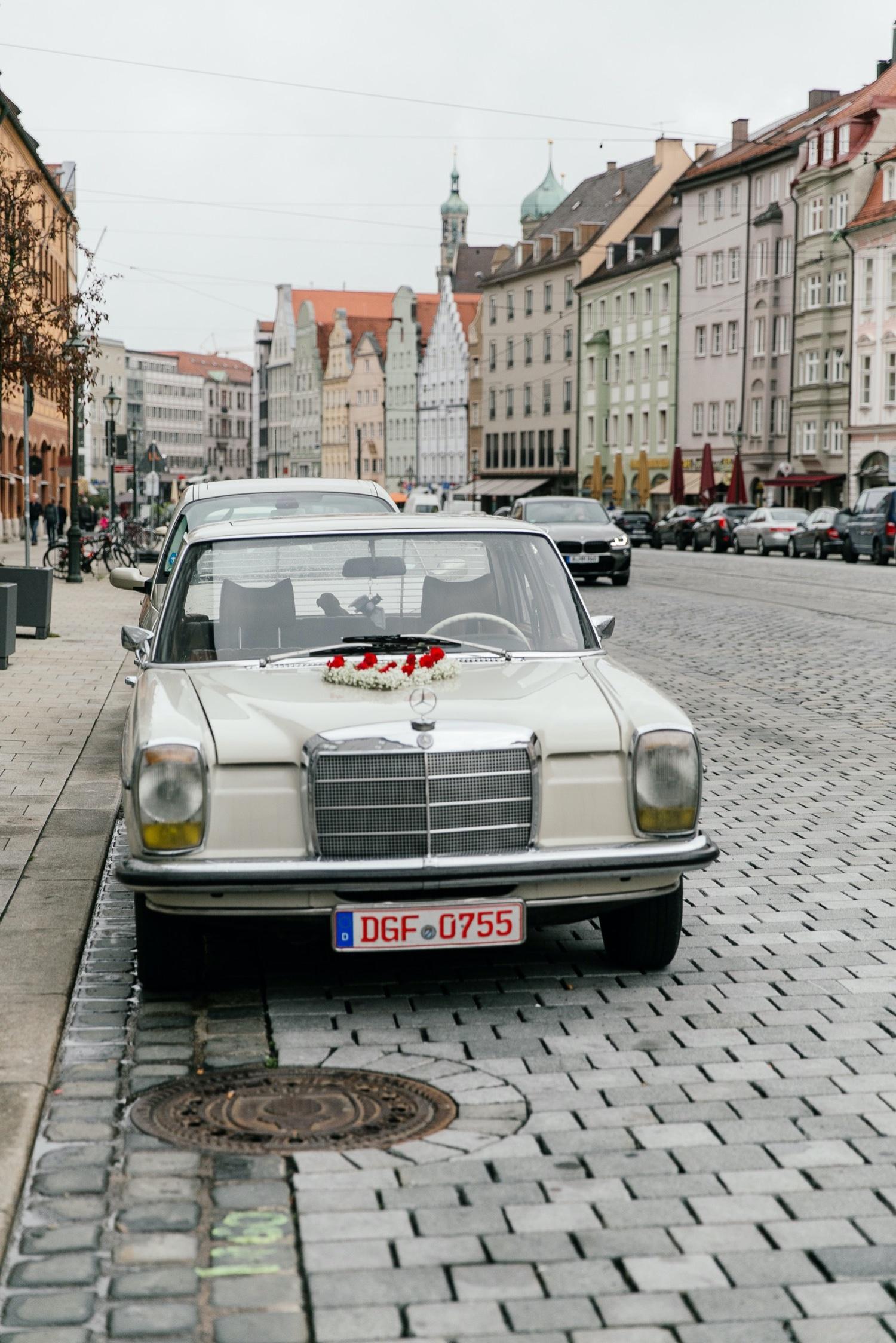 Hochzeit Fotograf Augsburg Standesamt