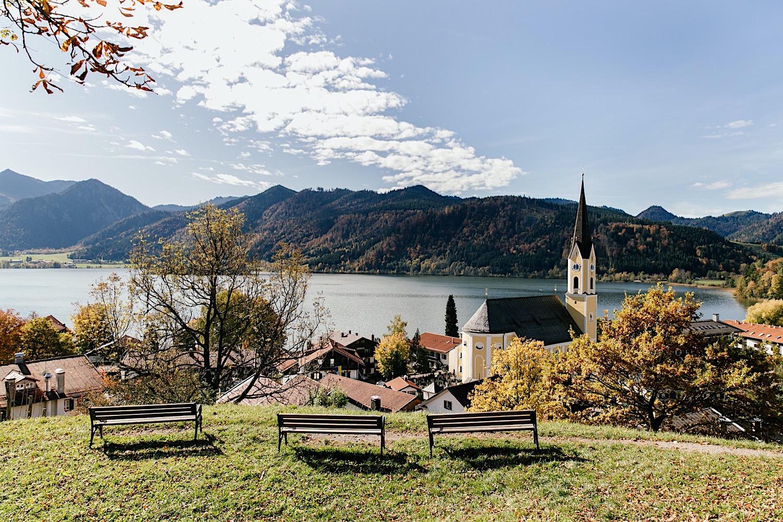 Herbsthochzeit am Schliersee