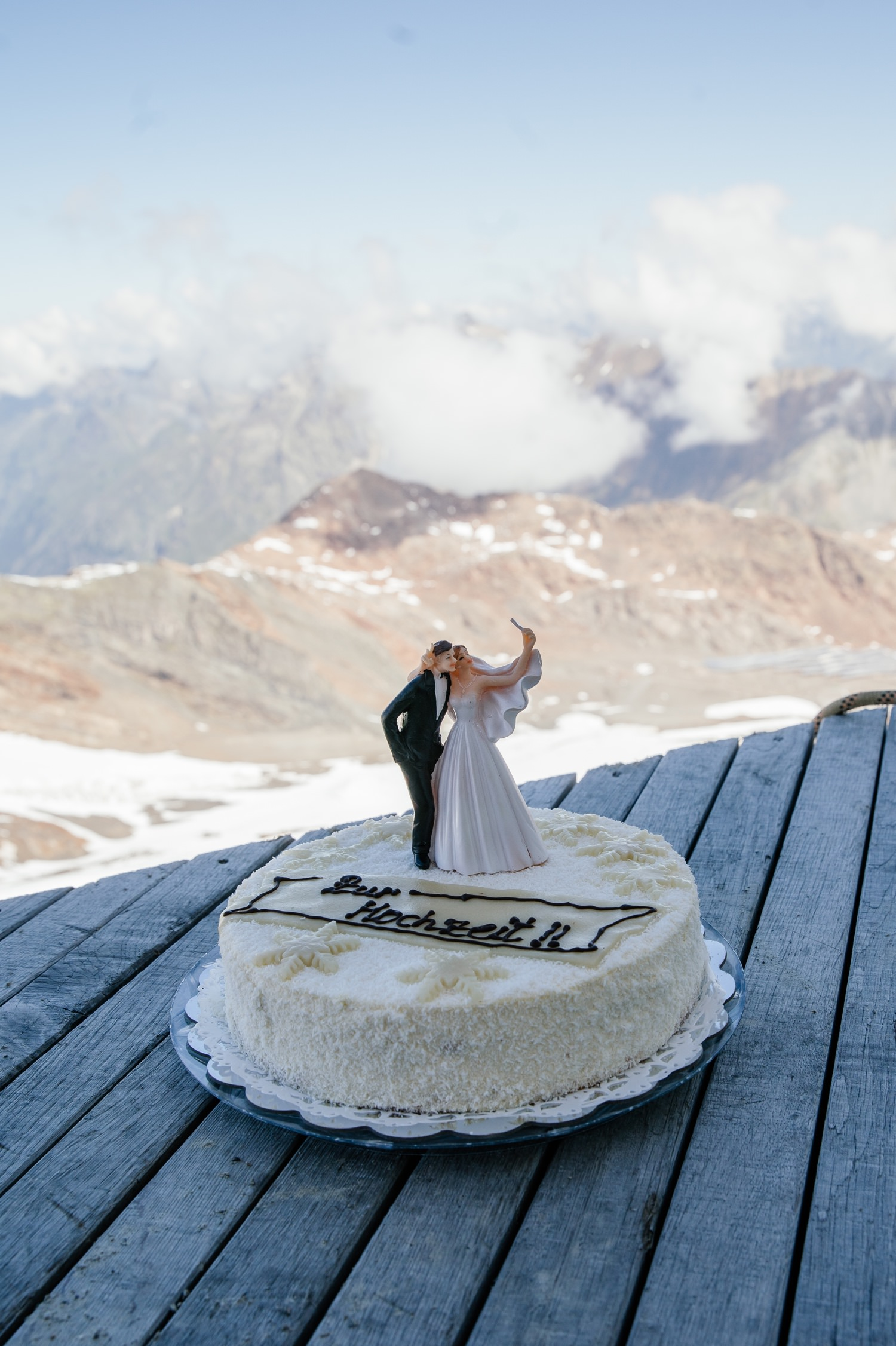 Elopement Wedding in the Mountains