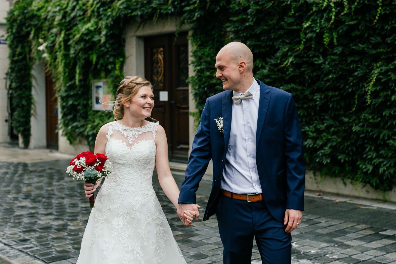 Stadthochzeit Hochzeitsfotograf