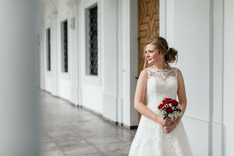 Hochzeitsfotos am Schaezlerpalais