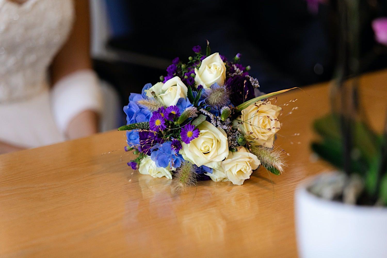 Standesamtliche Hochzeit im Allgäu