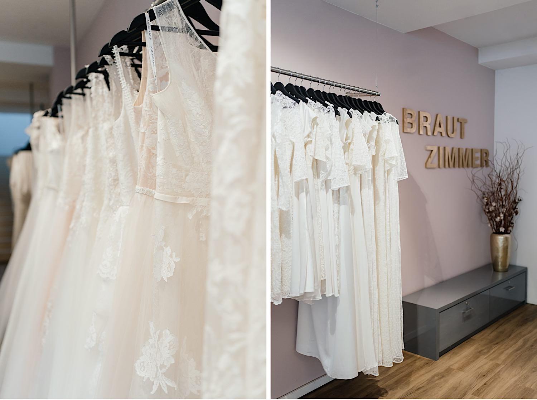 Branding Shoot für Brautzimmer