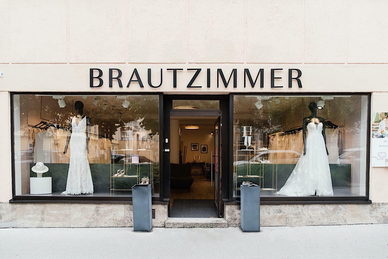 Fotoshooting bei Brautzimmer in Salzburg