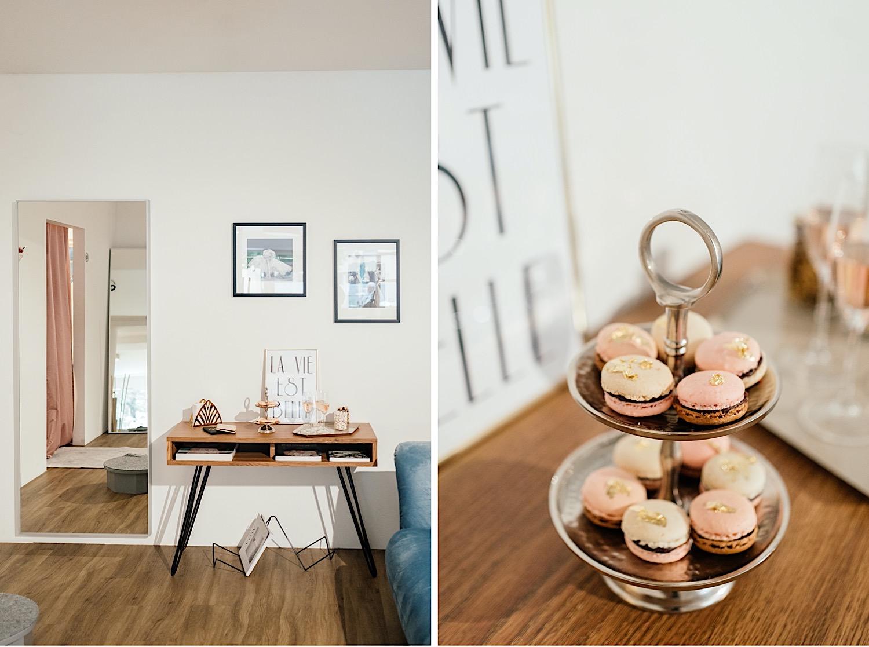 Businessfotografie für Brautzimmer