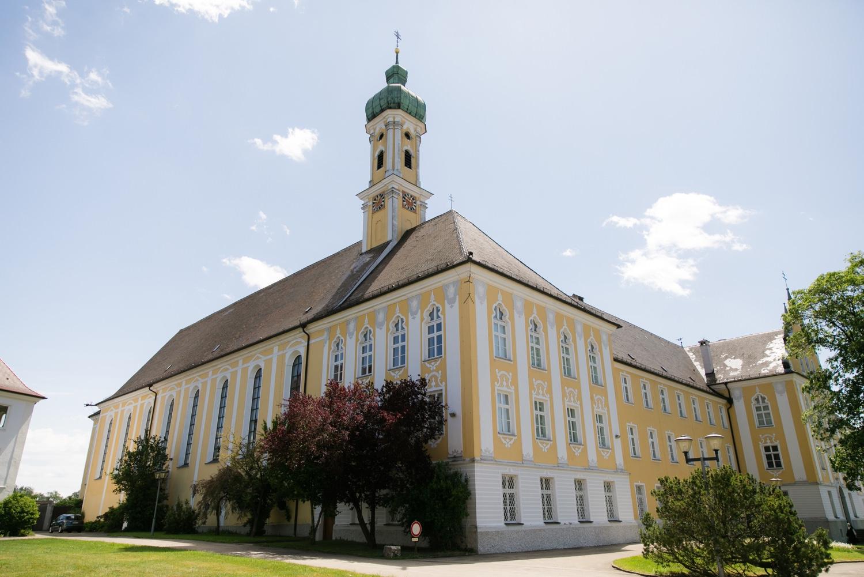 Hochzeit im Kloster Mödingen