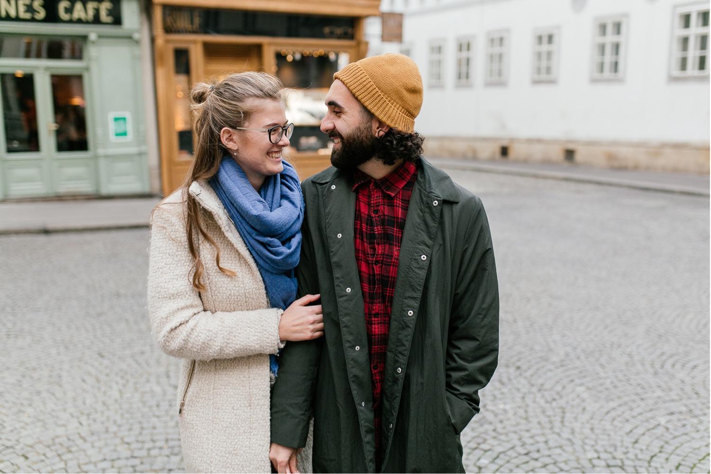 Verlobungsshooting in Wien