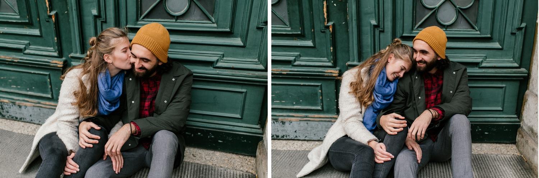 Fotoshooting in Wien
