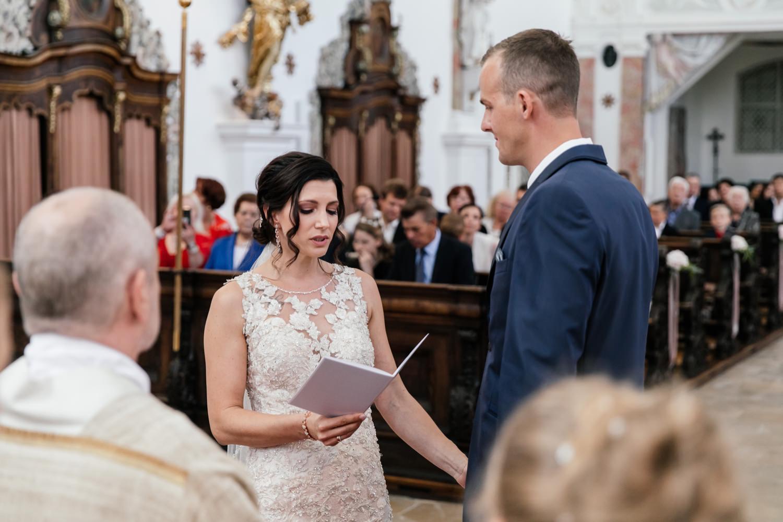 Kirchliche Hochzeit im Landkreis Dillingen