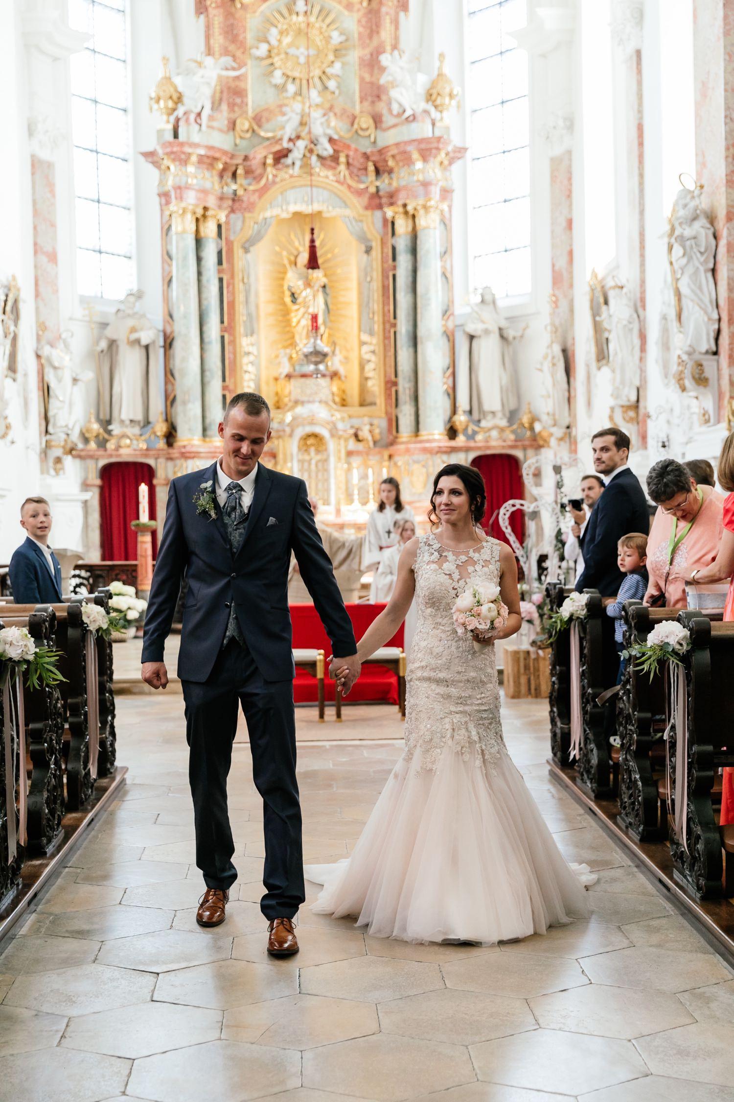 Hochzeit im Kloster Maria Medingen