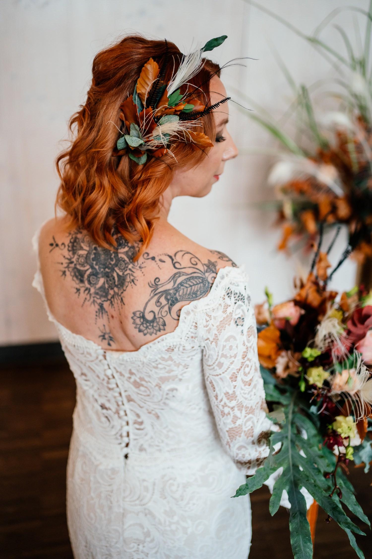 Hochzeitsinspo in orange