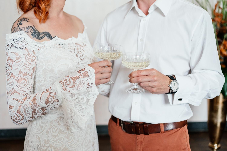 Hochzeits feiern im Neuhof in Gundelfingen