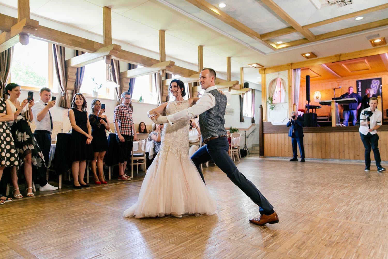 Reportage der Hochzeit im Schlössle in Finningen
