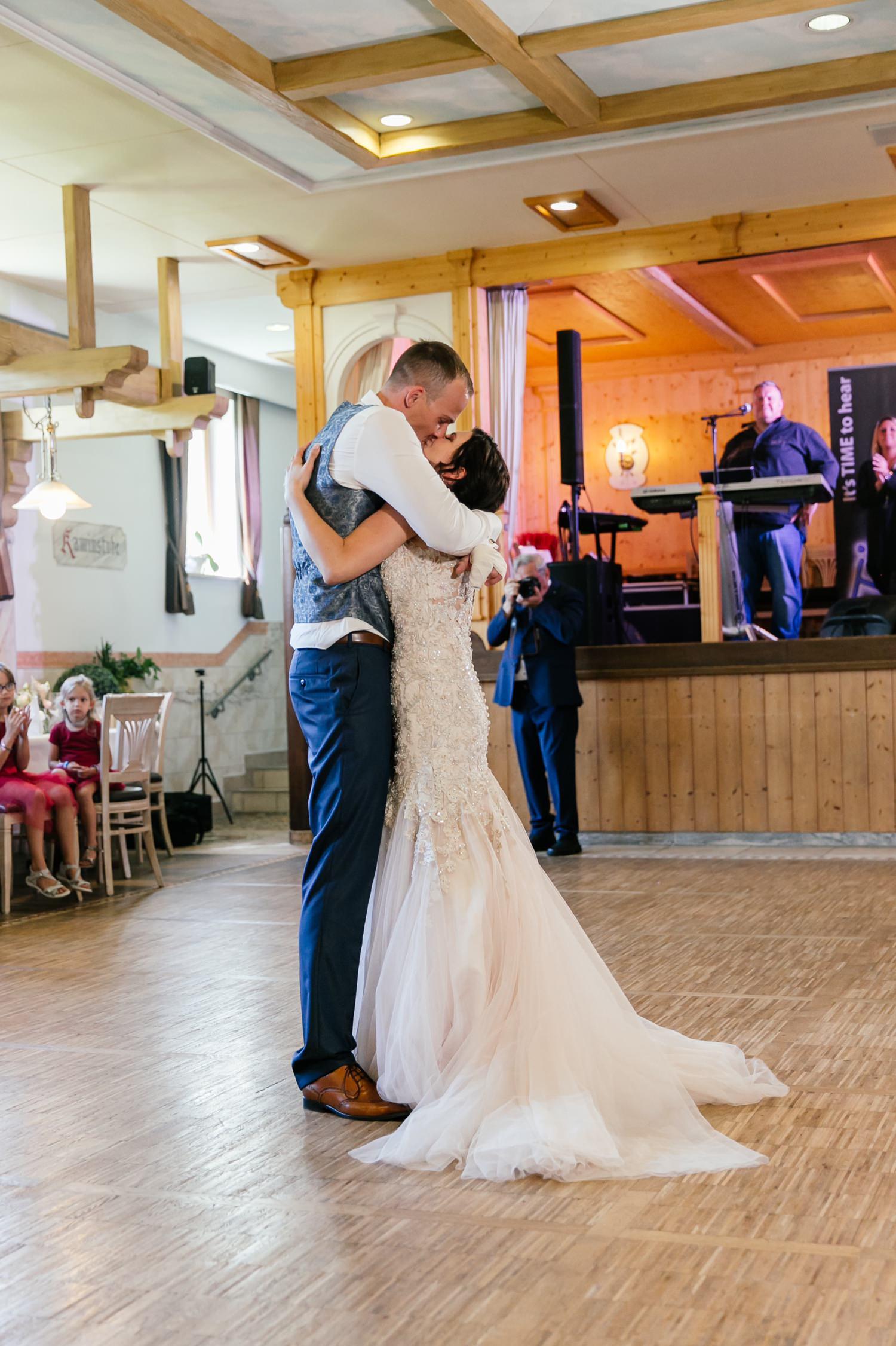 Zum Schlössle in Finningen Hochzeit